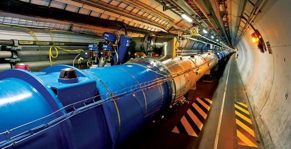 Inne i LHC