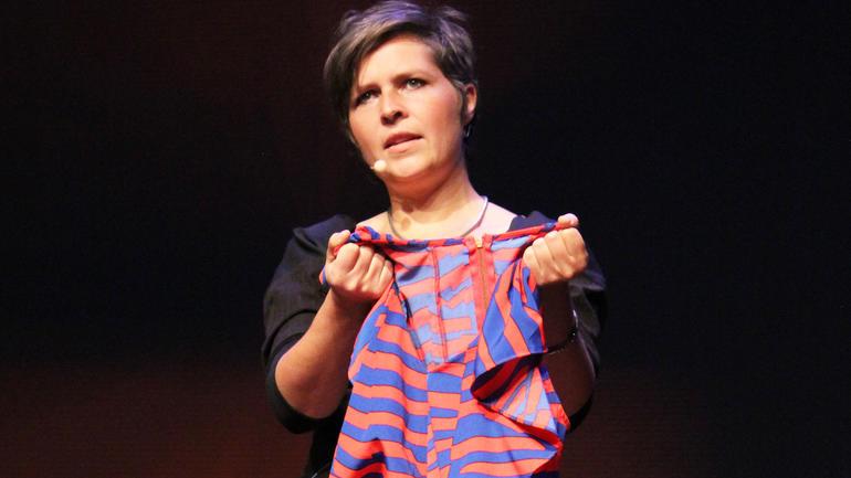 Veronika Glitsch. Foto.
