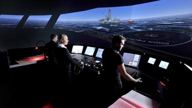 Maritime kurs. Foto.