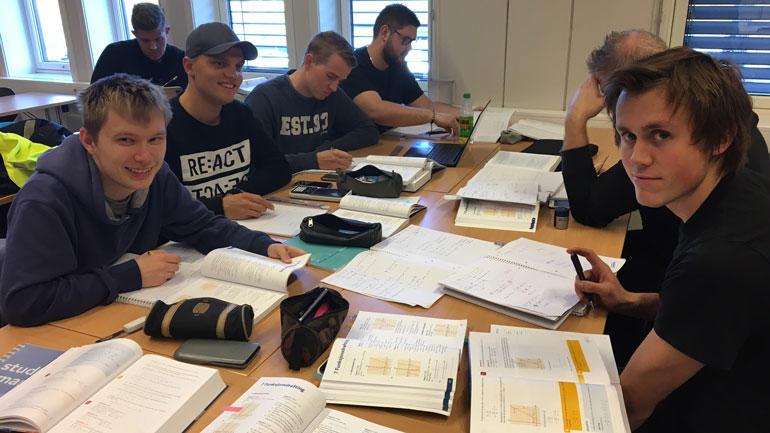 Studentene på bachelor i byggdesign ser verdien av ENT3R - hjelpen.