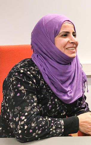 Esraa Alhaddad. Foto