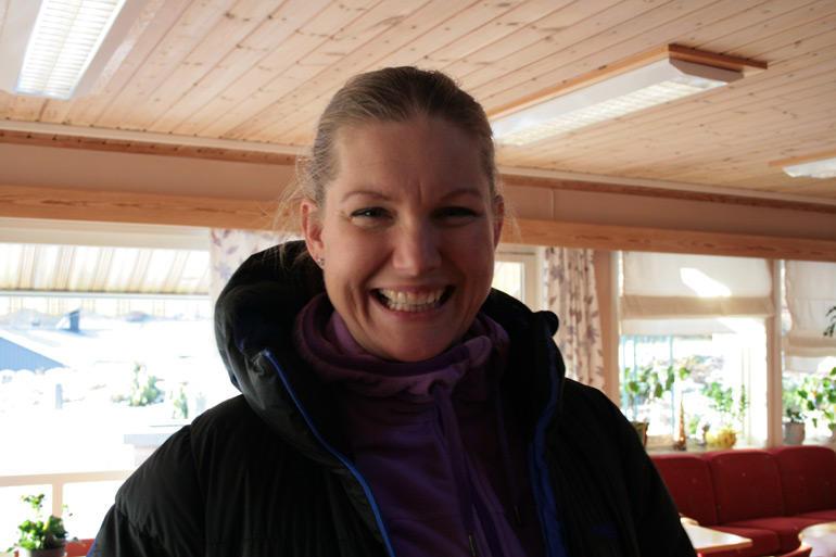 Forelesar: Solfrid Bratland-Sanda meiner det er viktig for HSN-studentane å bruke kunnskapen sin i nærmiljøet.