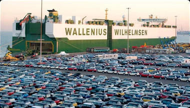 Wilhelmsenbåt - foto