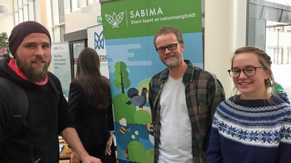 Standen til Sabima
