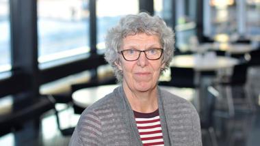 Professor Marit Borg. Foto: Frøy Lode Wiig, rop.no