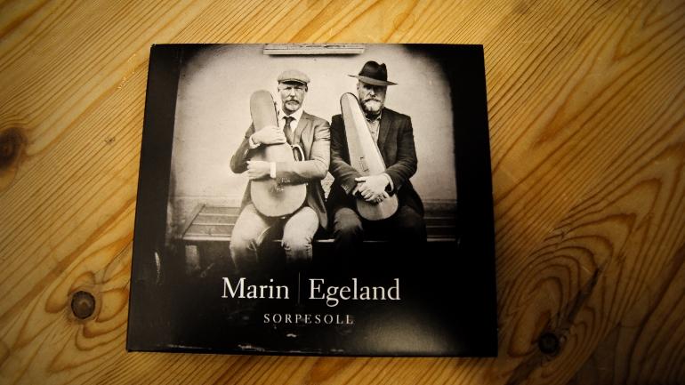 Sorpesollalbumet er folkemusikk fra campus Rauland. foto.