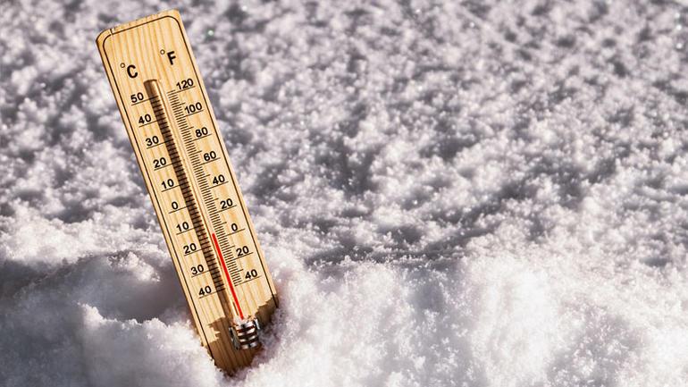 Bilde av termometer