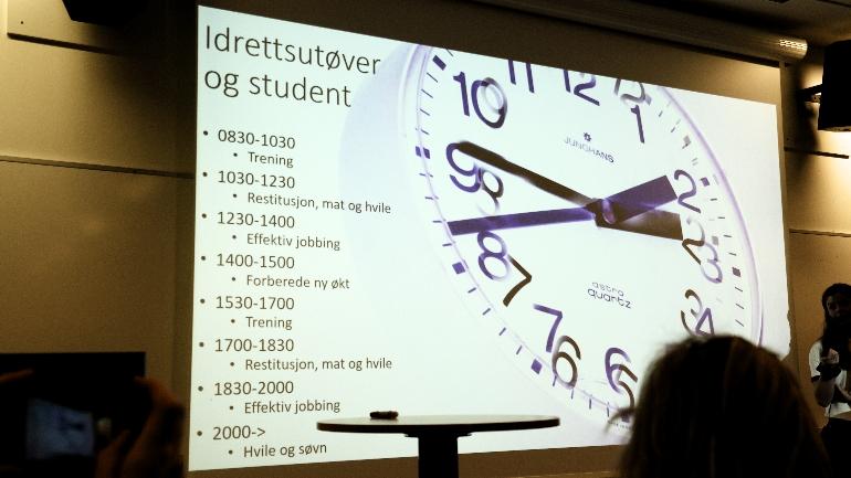 Amalie Olsen Marthe Klausen Tiril Knudsen toppidrett HSN. foto.