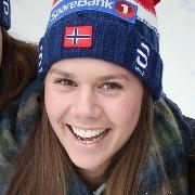 Marthe Klausen toppidrett HSN langrenn. foto.