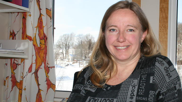 Fyrsteamanuensis Ingeborg Nordbø