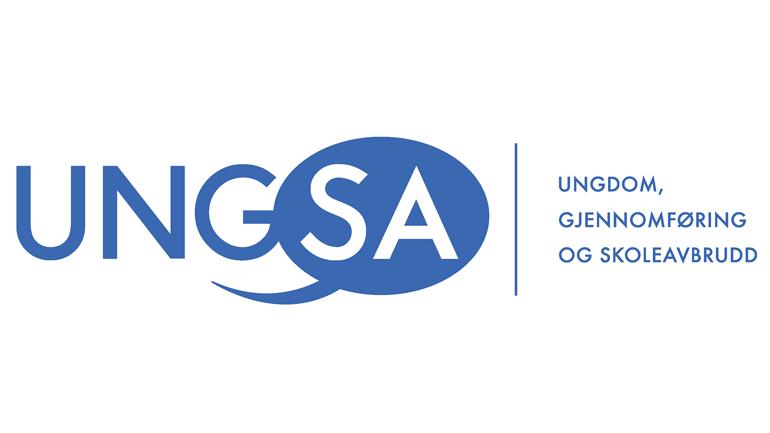 UNGSA. Logo.
