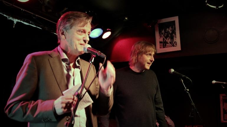 Bluesstudium blues studier Geir Salvesen Jostein Forsberg. foto.