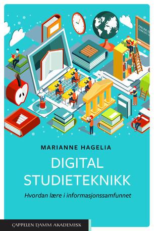 Bokomslag Digital Studieteknikk