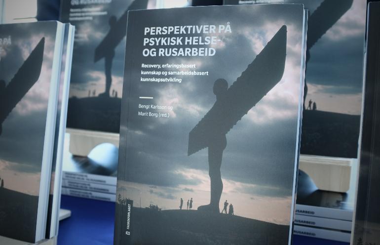 Perspektiver på psykisk helse- og rusarbeid usn rus. foto.