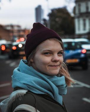 Bilde av Lucy i Leeds