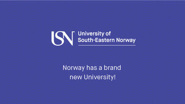 USN – Norway has a brand new University. Illustration.