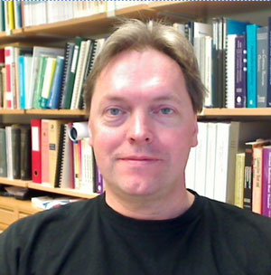 Professor Lars-André Tokheim - foto