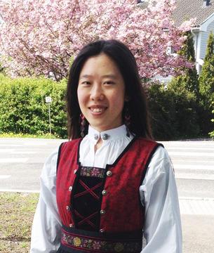 Ying Zhao. Photo.