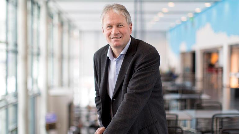 Dekan Morten Christian Melaaen. Foto: Tine Poppe