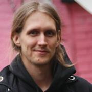 Magnus Annweiler studerer kulturstudier ved USN. foto.