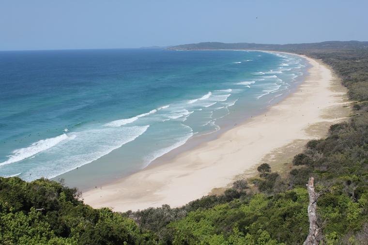Strand i Australia