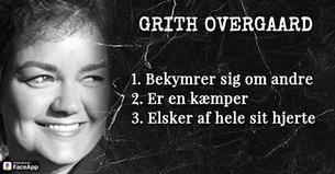 Grith Overgaard Fosnæs