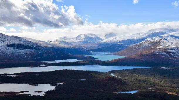 View from Manon's hiking in Norway