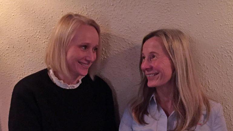Bilde av Liv Hemmestad og Maria Jørstad