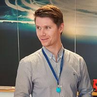 Haakon Snersrud - kvadratbilde - karriereintervju