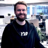 Joakim Nilsen - kvadratbilde - karriereintervju