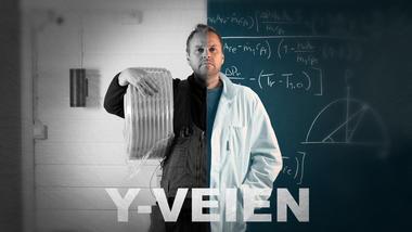 Thomas Øyvang, både håndverker og forsker. Foto/montasje: Morten Borg/USN