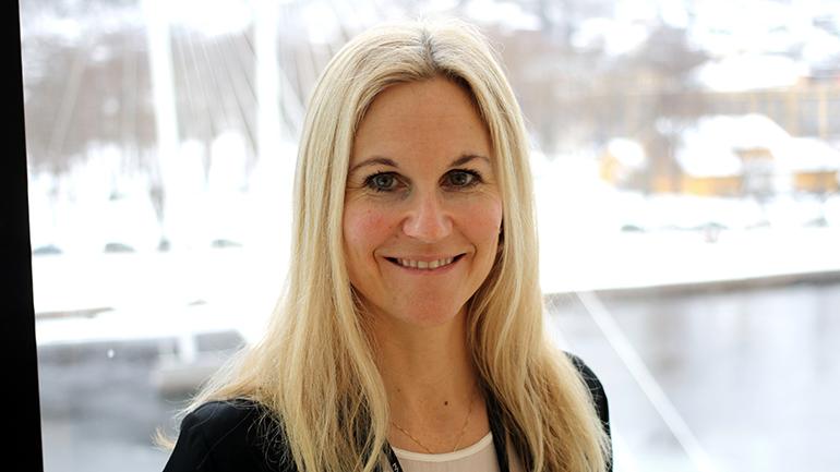 Anne Magdalena Solbu Kleiven, avdelingsdirektør ved Utdanningsdirektoratet og medlem av USN RSA Offentlig. foto.