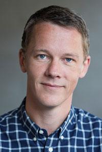 Erik Bolstad. Foto