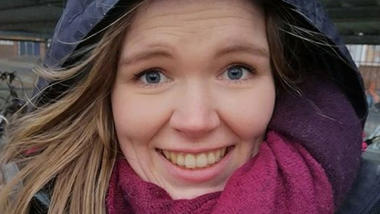 Susanne Valen. Foto