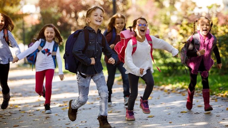 Forebyggende arbeid med barn og unge, barn som løper