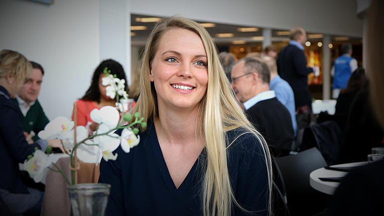 Guro Emma Rødsjø utveksling usn. foto.