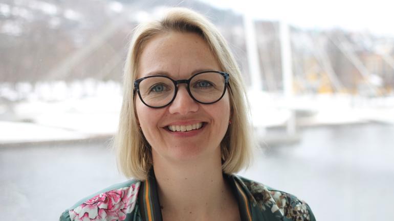 Pia Bing-Johnsson. Foto