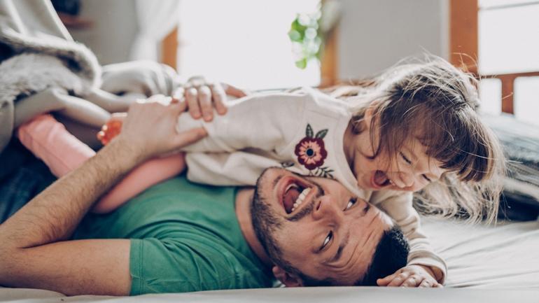 samspill og tilknytning barn og foreldre