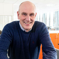 Geir Øystein Andersen tar Executive Master of Management på USN Handelshøyskolen