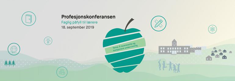 Profesjonskonferansen 2019 illustrasjon