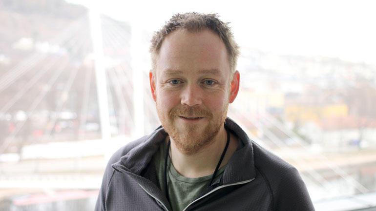 Ole Martin Nordaunet. Foto