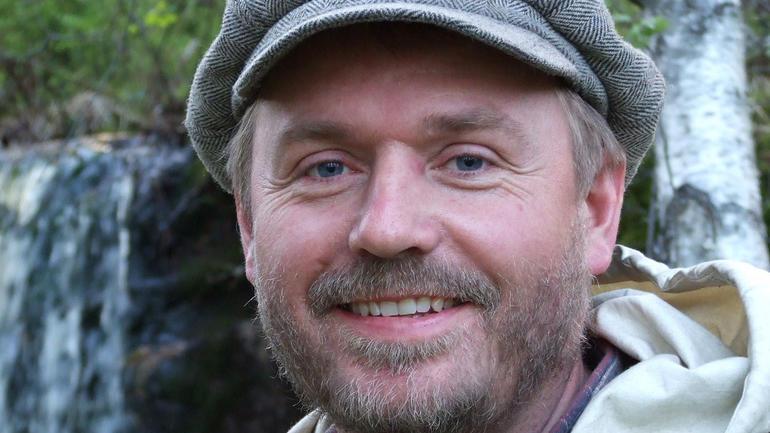 Per Ingvar Haukeland underviser i friluftsliv på USN. Foto