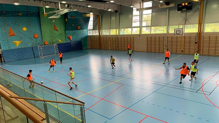 Futsal. Photo.