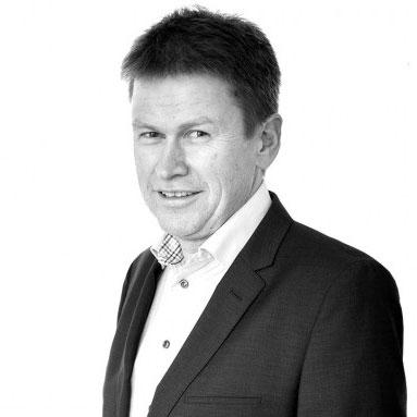 Hans Peter Havdal, General Manager for Semcon i Norge. Portrettbilde