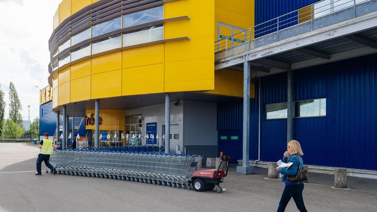 IKEA involverer de ansatte i bærekraftsarbeidet sitt. Foto