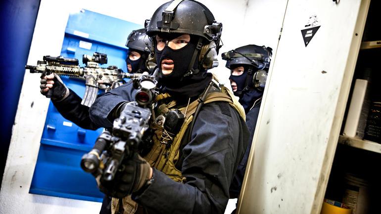Spesialstyrkene fra Forsvarets spesialkommando (FSK) deltok på øvelse Gemini i 2012