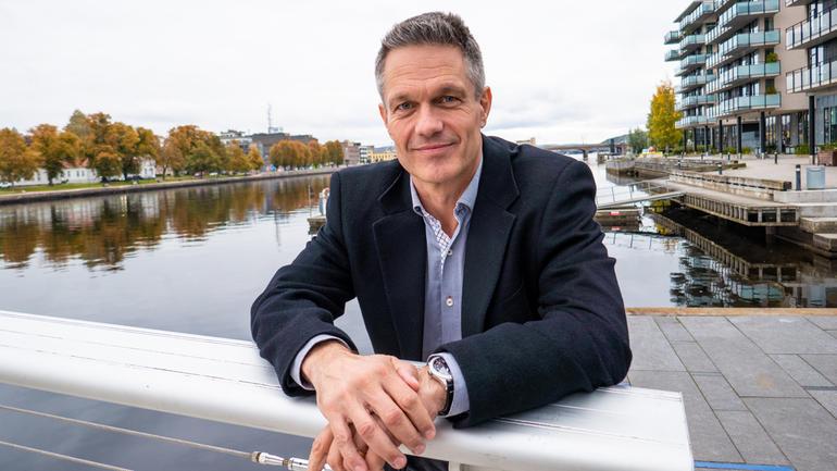 Ole Boe er professor i organisasjon og ledelse ved USN Handelshøyskolen. Foto av ham