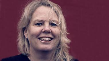 Hilde Larsen Damsgaard. Foto