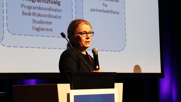 Silja Sverreson. foto.
