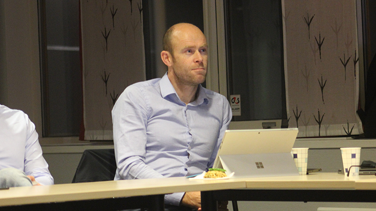 Eirik Verås Larsen. foto.